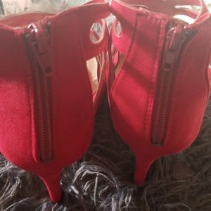 torrid Shoes - Stilleto platform heel